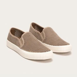 FRYE Camille Perforated Slip On